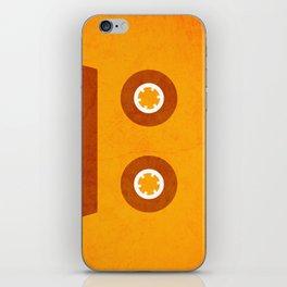 Old timer - Cassette tape iPhone Skin