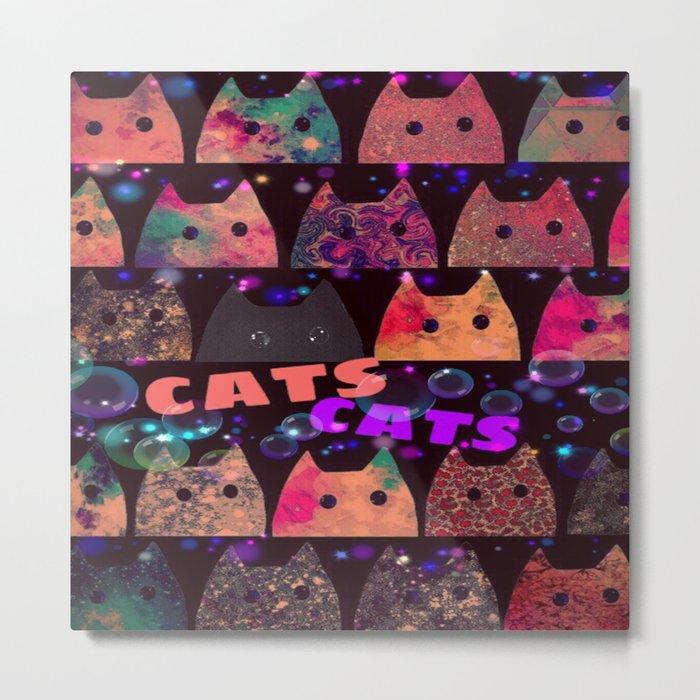cat-98 Metal Print