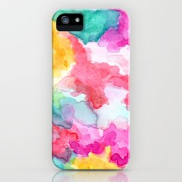 Pink Azaleas iPhone Case