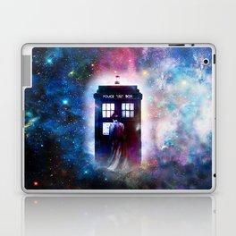 tardis nebula Laptop & iPad Skin