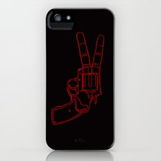 Peace Bang iPhone (5, 5s) Slim Case