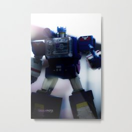 """Soundwave Superior"" Metal Print"