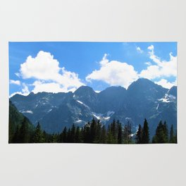 tatry  mountains Rug
