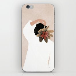 With a Flower iPhone Skin