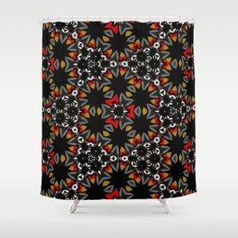 KALÒS EÎDOS XV Shower Curtain