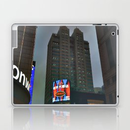 Shanghai 六 Laptop & iPad Skin