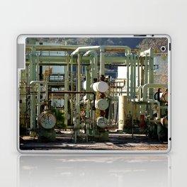 Oil Refinery Laptop & iPad Skin