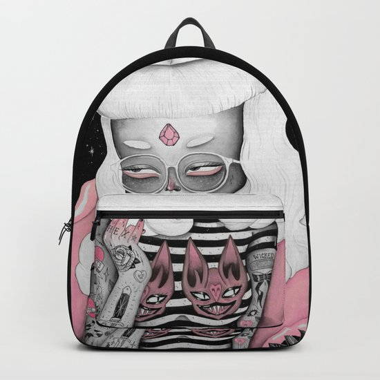 Midsummer Night's Divination Backpack