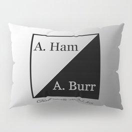 A. Ham / A. Burr Pillow Sham