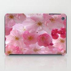 Delicate Cherry Blossoms iPad Case