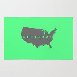 Butthurt Rug