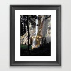 Yosemite, CA Framed Art Print