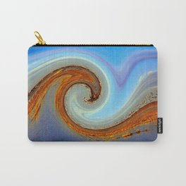 Wave of Birds and Wetlands Carry-All Pouch
