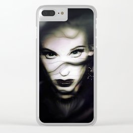 Doom Potential Clear iPhone Case