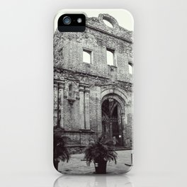 Santo Domingo iPhone Case