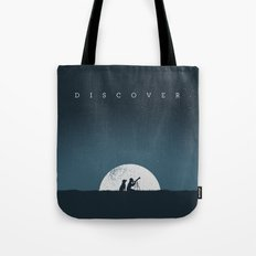Discover Tote Bag