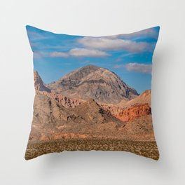 Neapolitan Landscape 4 Throw Pillow