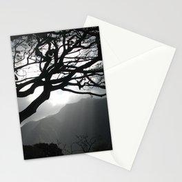 Sunset over the Ko'olau Mountains Stationery Cards