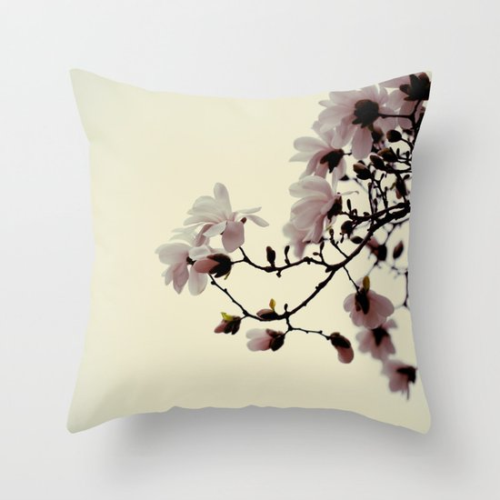 Luck Be A Lady Throw Pillow