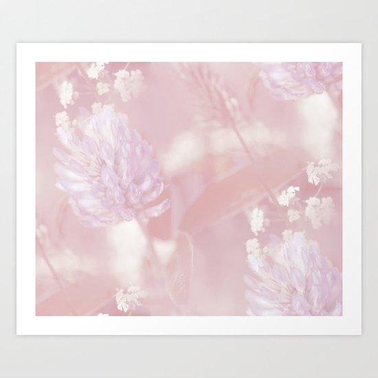 Romantic Moment Art Print
