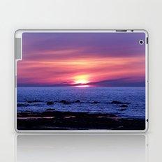 Surreal Sunset on the Sea Laptop & iPad Skin