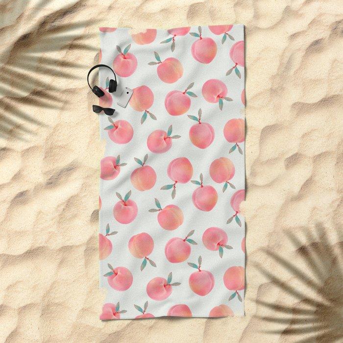 PEACH Beach Towel