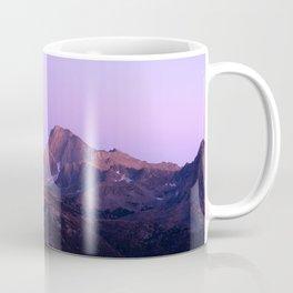 Twilight in the Wind River Range Coffee Mug