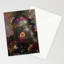 Tiffany MP in Brussels Stationery Cards