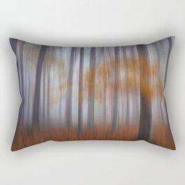 The silence Rectangular Pillow