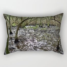 Dirty South Rectangular Pillow