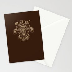 The Washburne Flight Academy Stationery Cards