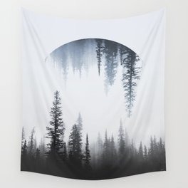 Reflective Nature Wall Tapestry