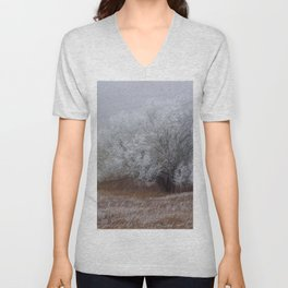 Frost and Fog Unisex V-Neck