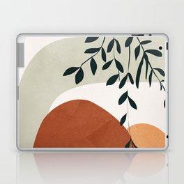 Soft Shapes I Laptop & iPad Skin