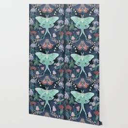 Luna Moth Wallpaper