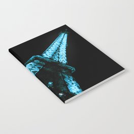Paris Eiffel Tower Notebook