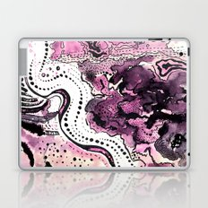 Crazy Pink Laptop & iPad Skin
