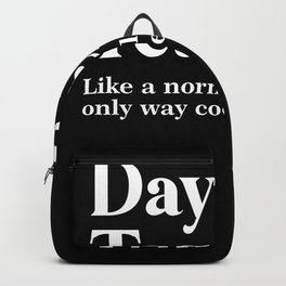 Gift for Daycare Teacher Backpack