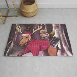 Most Canadian Picture Rug