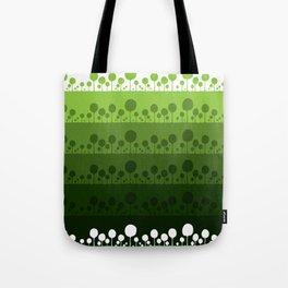 Green palette ultimate Tote Bag