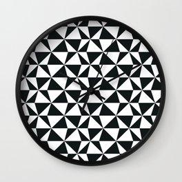 Kite B&W Wall Clock