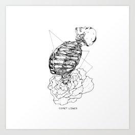 Fatality Art Print