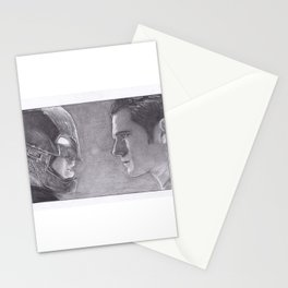 DC Comics Bat man v Superman Stationery Cards
