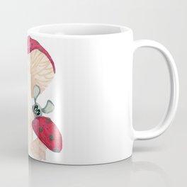 a mouse and his shroom Coffee Mug