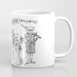 Ladies of the Throne by Garrett Vander Leun Coffee Mug