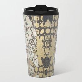 Vintage Retro Artwork Travel Mug
