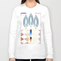 ace Long Sleeve T-shirts featuring Ace by Anivad