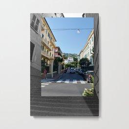 Santa Margherita Ligure Metal Print