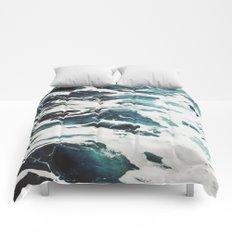 Dark Sea Comforters