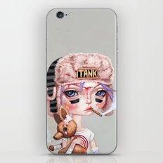 Tank Girl and Booga iPhone & iPod Skin